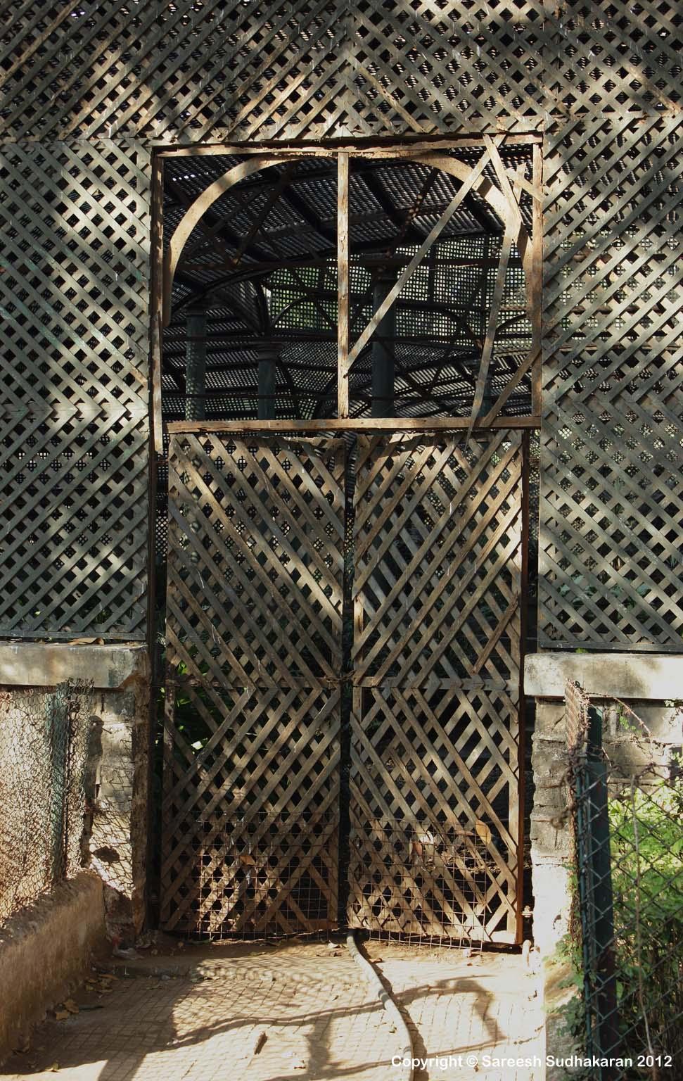 CrossDoorVc & The Cross-hatch Door | Sareesh Sudhakaran